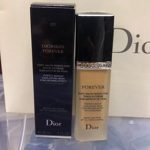 Other - Dior forever foundation